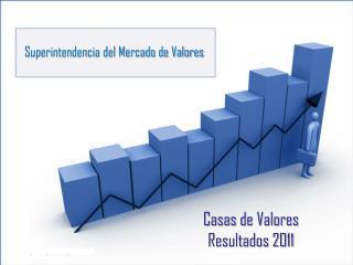 Casas de Valores Resultados 2011