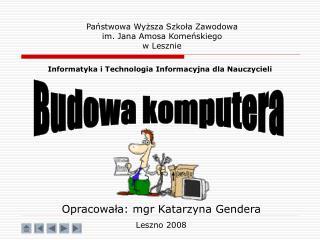 Państwowa Wyższa Szkoła Zawodowa  im. Jana Amosa Komeńskiego  w Lesznie
