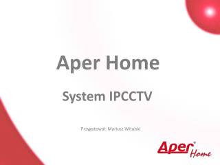 Aper  Home