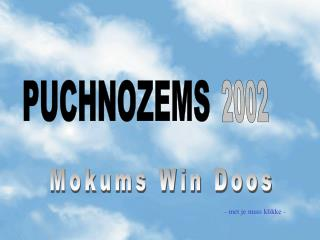 PUCHNOZEMS