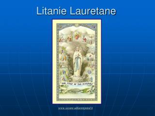 Litanie Lauretane