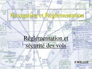 Navigation et R�glementation