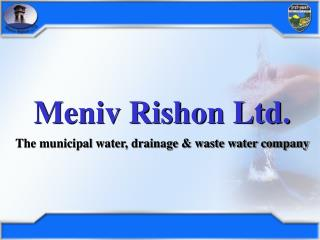 Meniv Rishon Ltd.
