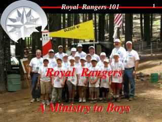 Royal  Rangers  A Ministry to Boys