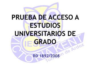 RD 1892/2008