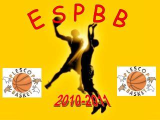 Soirée sponsors 2010-2011