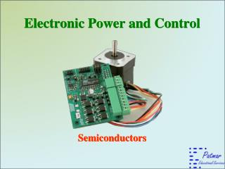 Electronic Power and Control