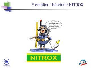 Formation théorique  NITROX