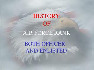 AIR FORCE RANK
