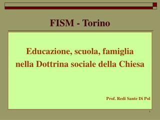 FISM - Torino