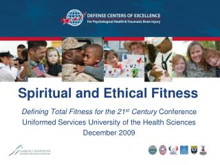 Spiritual and Ethical Fitness