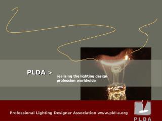 Professional Lighting Designer  Association  pld-a