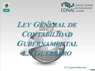 Ley General de Contabilidad Gubernamental  en Guerrero