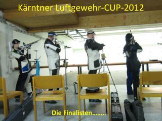 K�rntner Luftgewehr-CUP-2012