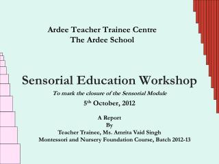 Ardee Teacher Trainee Centre The Ardee School