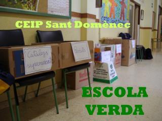 CEIP Sant Domènec