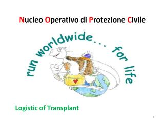 N ucleo  O perativo di  P rotezione  C ivile