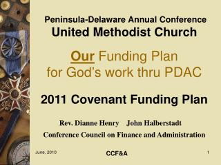 Peninsula-Delaware Annual Conference   United Methodist Church