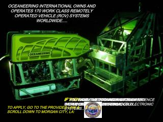 IF  YOU HAVE HAD TRAINING AND/OR EXPERIENCE WITH HYDRAULICS, ELECTRICAL OR ELECTRONIC SYSTEMS�