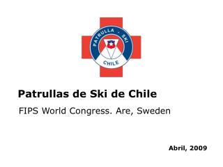Patrullas de Ski de Chile
