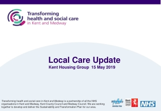 Transforming mental health services for adults and older people - the next 3 years