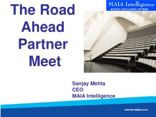 The Road  Ahead  Partner  Meet