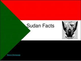 Sudan Facts