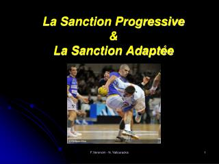 La Sanction Progressive & La Sanction Adapt�e