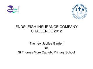 ENDSLEIGH INSURANCE COMPANY CHALLENGE 2012