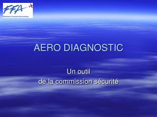 AERO DIAGNOSTIC