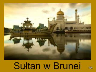 Su?tan w Brunei