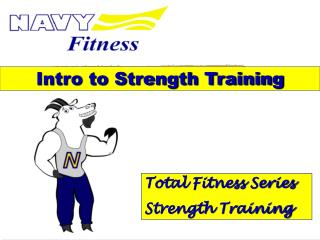 Intro to Strength Training