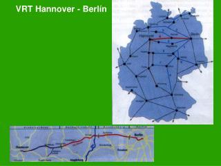 VRT Hannover - Berlín