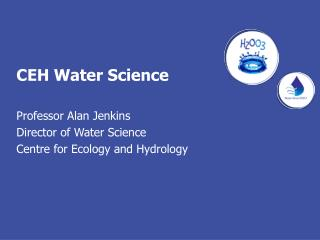 CEH Water Science