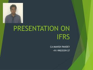 PRESENTATION ON IFRS