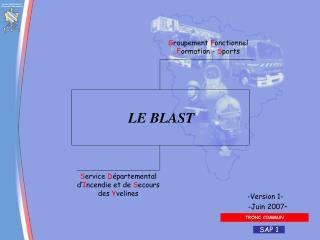LE BLAST
