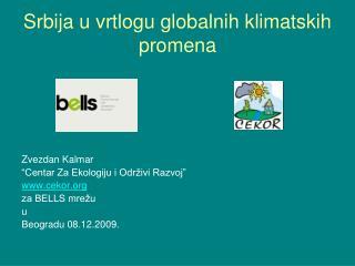Srbija u vrtlogu globalnih klimatskih promena