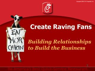 Create Raving Fans