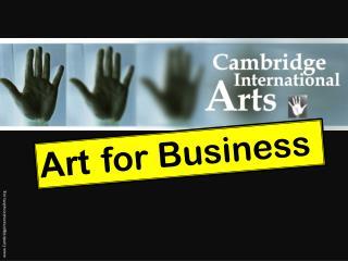 Art for Business