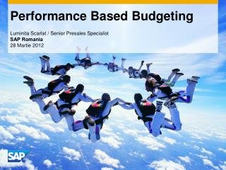 Performance Based Budgeting