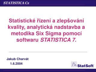 Jakub Charv�t     1.6.2004