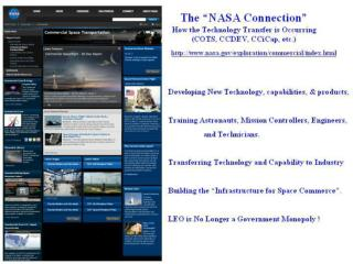 "The ""NASA Deep Space Mission"""