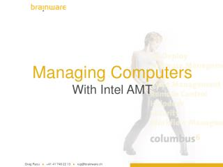 Managing Computers With Intel AMT