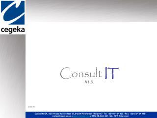Consult IT V 1.5