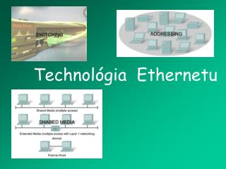 Technol ó gia Ethernet u