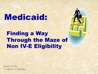 Medicaid: