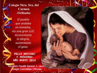 Colegio Ntra. Sra. del Carmen -Orihuela-