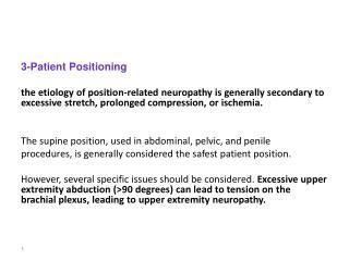 3-Patient Positioning