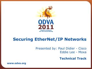 Securing  EtherNet /IP Networks