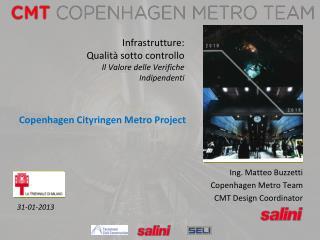 Infrastrutture: Qualità sotto controllo Il Valore delle Verifiche Indipendenti